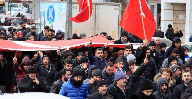 Şehit Özel Harekat Polisi Şehitliğe Defnedildi