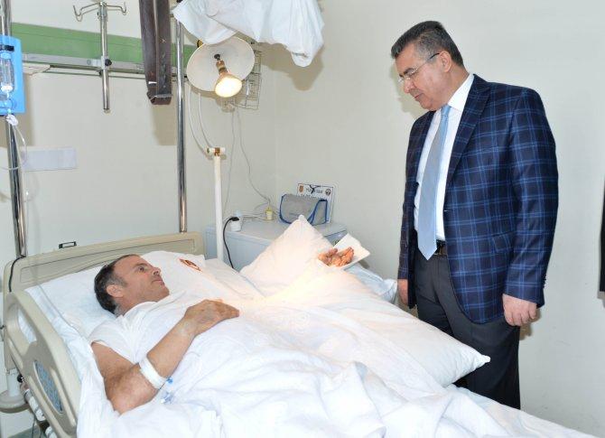 Saldırıda yaralanan 3 polis, Ankara GATA'da tedavi görüyor