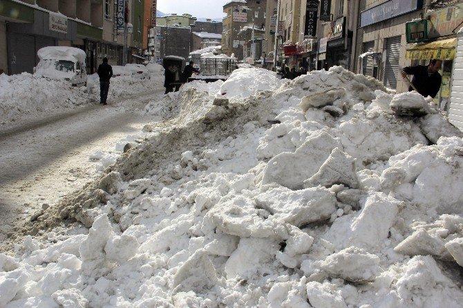 Hakkari'de Kar Esaretinin Ardından