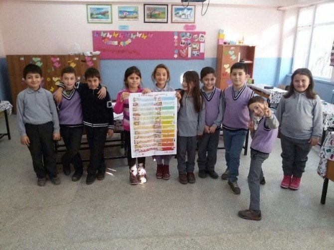 Kızılay'dan Sınıflara Güvenli Yaşam Sınıf Takvimi