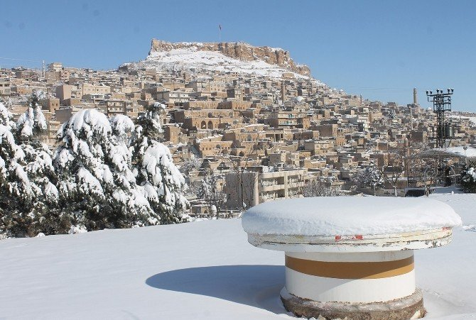 Mardin'de Kartpostallık Manzaralar