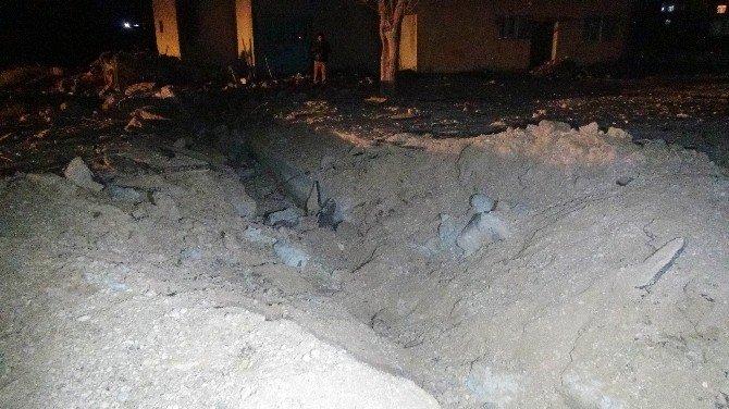 Nusaybin-midyat Karayoluna Konulan Bomba Etkisiz Hale Getirildi