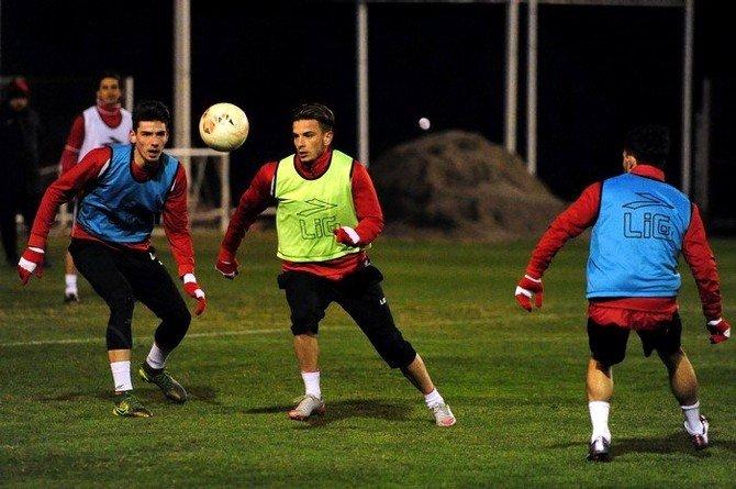 Samsunspor Bugün Top Başı Yapıyor