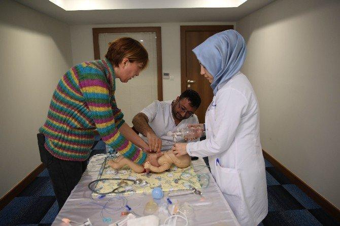 Yeni Doğan Bebek Ölümlerinin Önüne Geçme Çalışmaları
