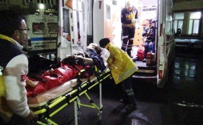 Şanlıurfa'daki Kazalarda 1 Kişi Öldü, 28 Kişi Yaralandı