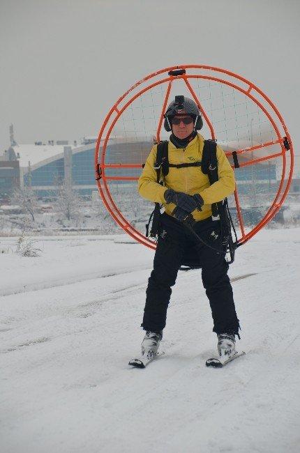 Bursalı Çılgın Kayakçı Konuştu