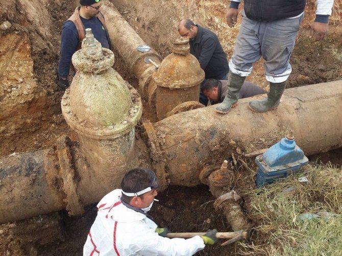 ASKİ, İmamoğlu'nun su sorununu çözüyor