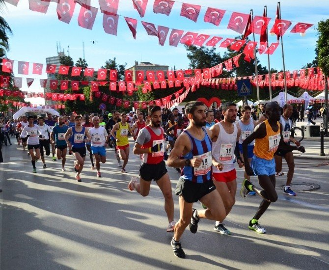 6. Adana Uluslararası Kurtuluş Yarı Maratonu