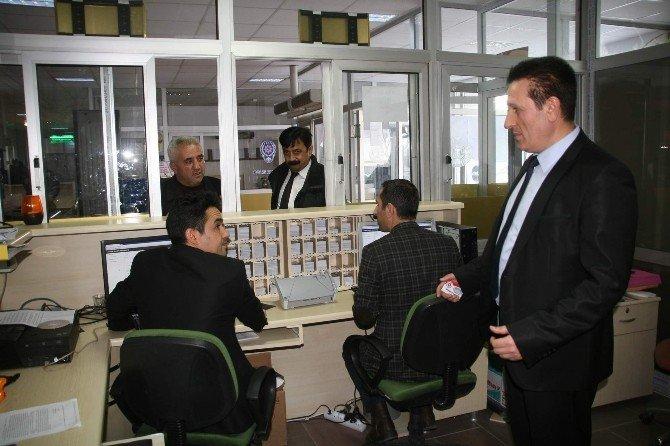 Adalet Bakanlığı Adliyeleri Daha Güvenli Hale Getiriyor