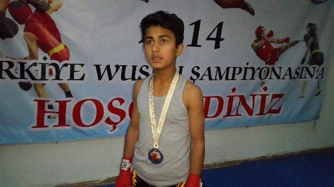 Silvanlı Sporcular Antalya'dan Şampiyonlukla Döndü