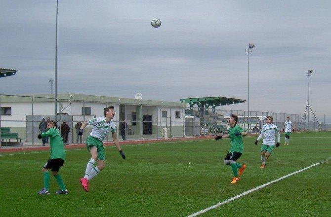 Gönen Belediyespor U17: 8 — Edincikspor U17: 0