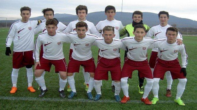 Tayfunspor U19: 0 - Bandırmaspor U19: 10