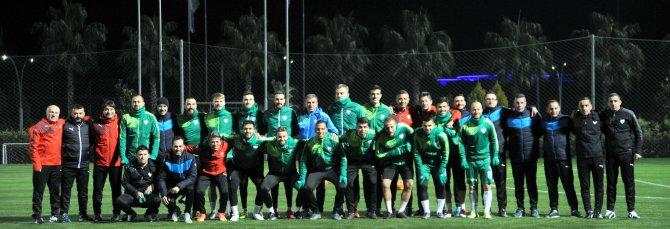İkinci yarı startını veren Bursaspor'da ilk yolcular belli oldu