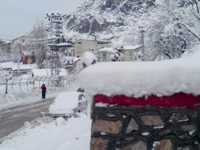 52 Köy Ve 180 Mezra Yolunun Açılması İçin Çalışmalar Sürüyor