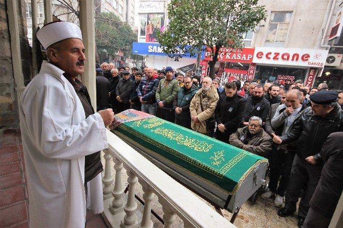 Fatma Öcalan Son Yolculuğuna Uğurlandı