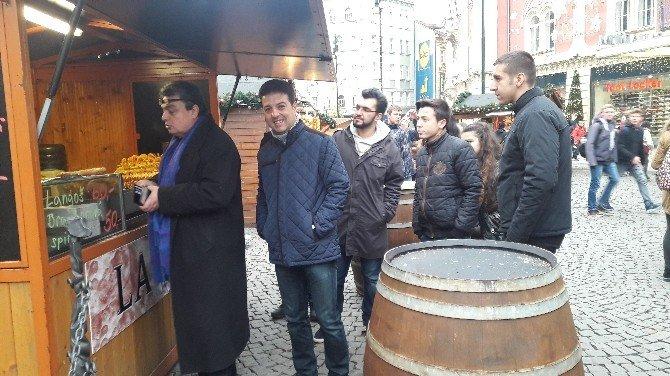 Hacıilbey Mtal Avrupa'dan Döndü
