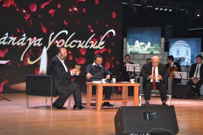 Manaya Yolculuk Programının Konuğu Rafet El Roman Oldu