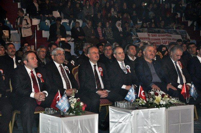 Bakan Kılıç, Sarıkamış Şehitlerini Anma Programına Katıldı