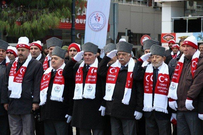 Sarıkamış'ın 101. Yılı Samsun'da Anıldı