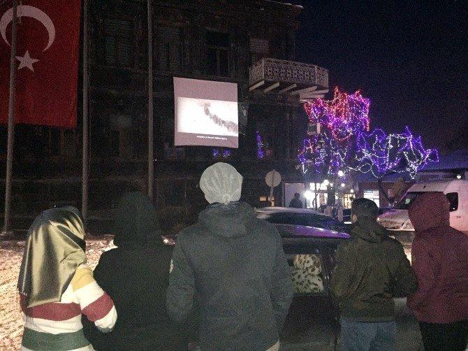 Kars Belediyesi Sinevizyon İle Sarıkamış Harekatını Anlatıyor