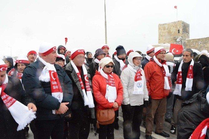 Sarıkamış Şehitleri Sinop'ta Anıldı