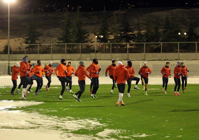 Trabzonspor'da bir haftalık izin bitti