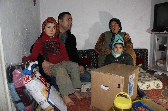 Suriyeli Yoksul Ailelerin Dramı Yürek Burkuyor