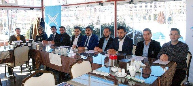 Türkiye Gençlik Vakfı Yozgat Yönetim Kurulu Toplandı