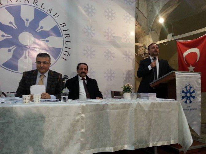 """Mahmut Bıyıklı: """"Doğu'da Açılan Hendekleri Kültür Ve Medeniyetle Kapatacağız''"""