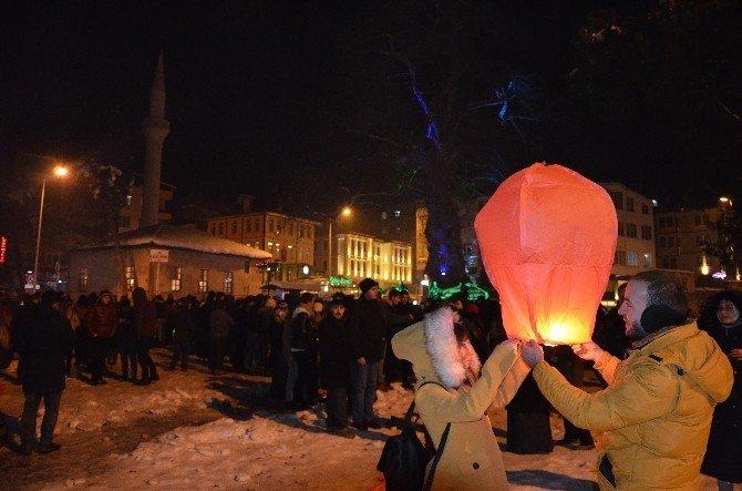 Ünye'de 'Kar Festivali' Coşkusu