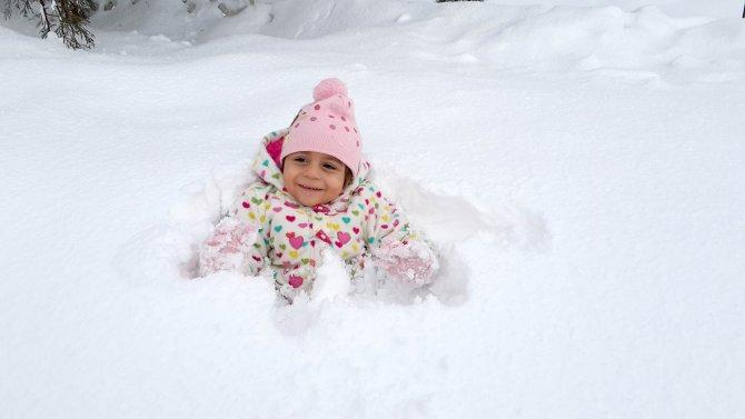 Bartın'da eğitime 2 günlük kar molası