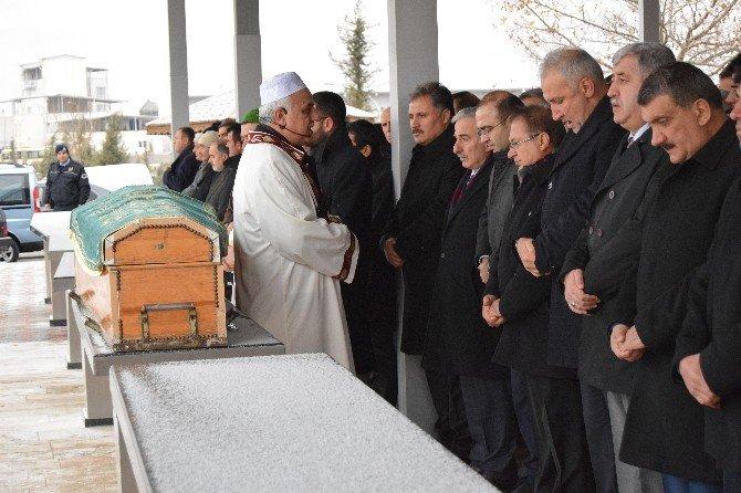 Başkan Kazgan'ın Acı Günü