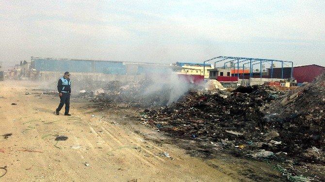 Akdeniz'deki İnşaat Molozları Ve Çöpler Bir Haftada Temizlendi