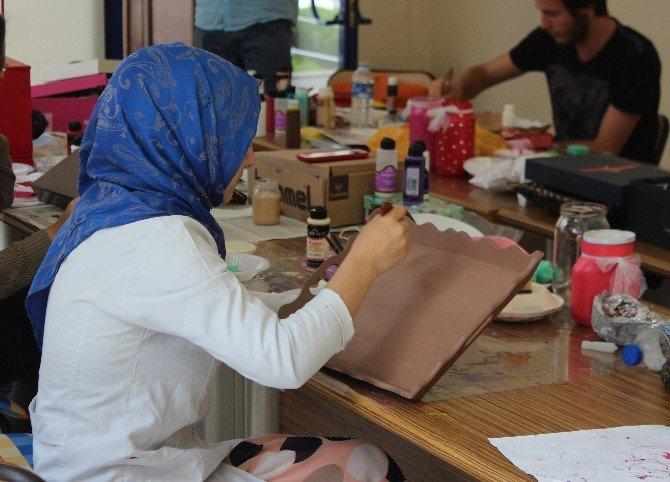 Altınordu'da 17 Bin 606 Kursiyere Eğitim Verildi