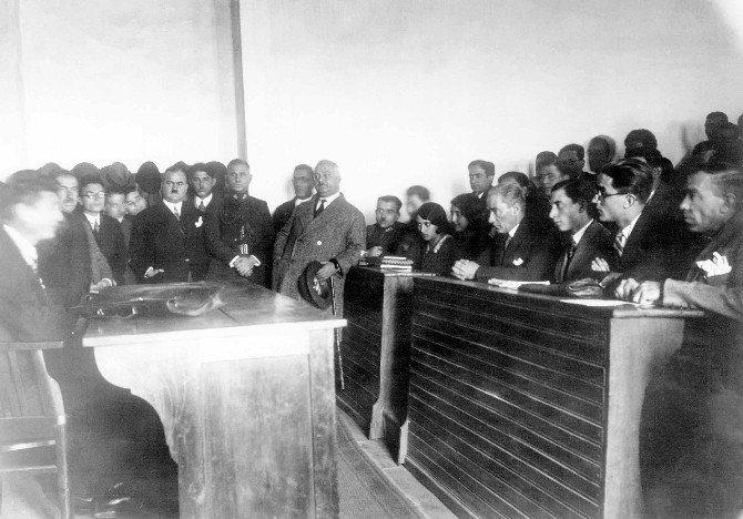 Atatürk'ün Bu Fotoğrafları İlk Kez Gün Yüzüne Çıktı