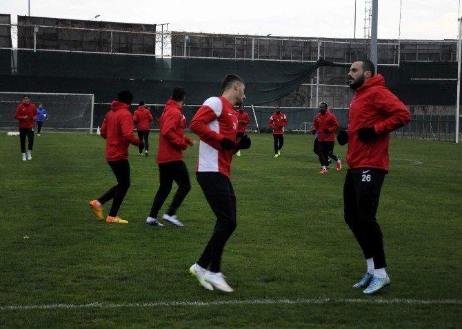 Antalyaspor'da İkinci Yazı Hazırlıkları Sürüyor