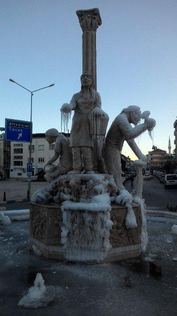 Aydın Buz Tuttu, Sokaklar Hayalet Şehre Döndü