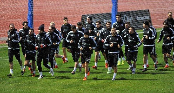 Beşiktaş'ta Devre Arası Kampı Başladı