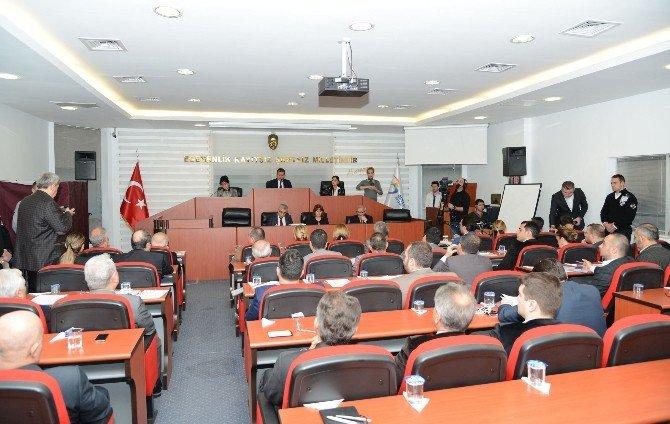 Beylikdüzü'nde Yeni Yılın İlk Meclisi Toplandı
