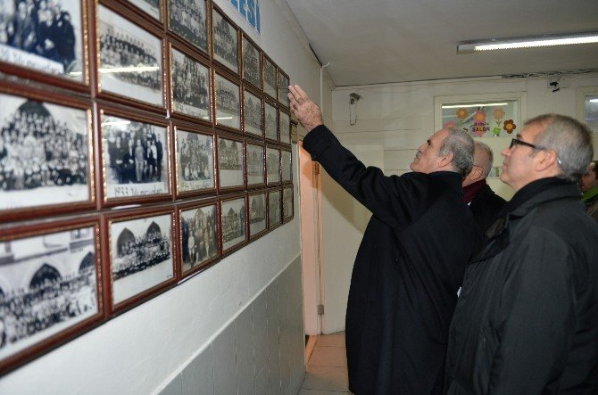Büyükşehir Demirtaşpaşa İlkokulu'nu Yeniliyor