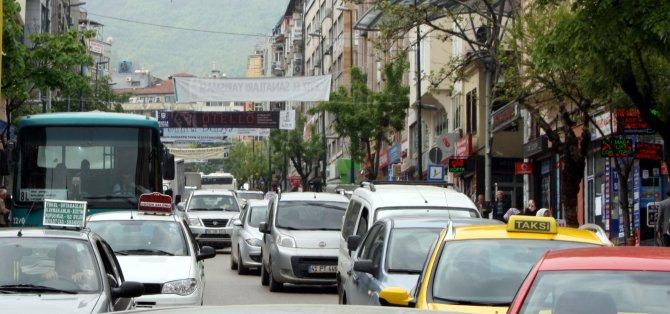 Bursa'da dolmuş ve taksiler zamlandı