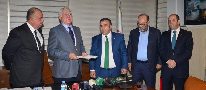 Bursapor'da kongre süreci