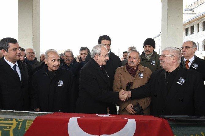 CHP Eski Milletvekili Canpolat Son Yolculuğuna Uğurlandı