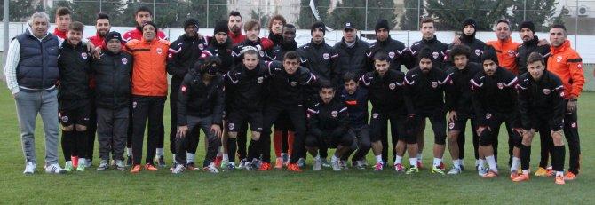 Adanasporlu Didi: Takım olarak ilk yarıda başarılı olduk