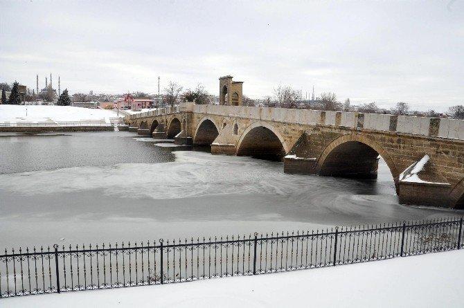 Tunca Nehri 7 Yıl Aradan Sonra Tekrar Dondu