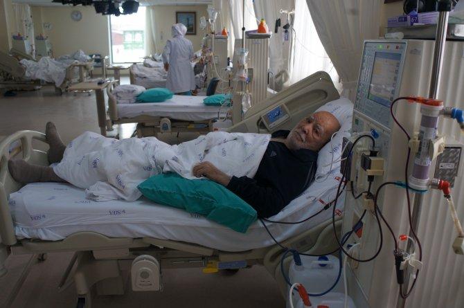SGK mağduru hemodiyaliz hastalarına ücretsiz sağlık hizmeti