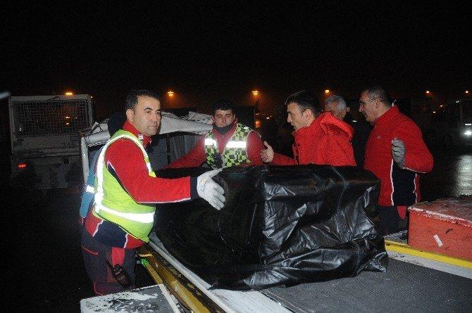 Halis Toprak'ın Cenazesi Türkiye'ye Getirildi