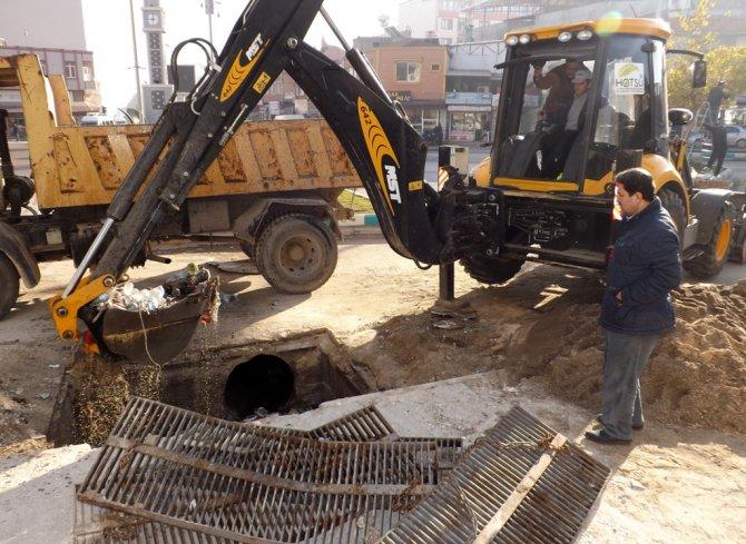 HATSU, Kırıkhan'da altyapı çalışmalarını sürdürüyor