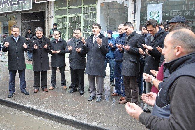 Bozüyük'ten Bayır-bucak Türkmenlerine Yardımlar Sürüyor