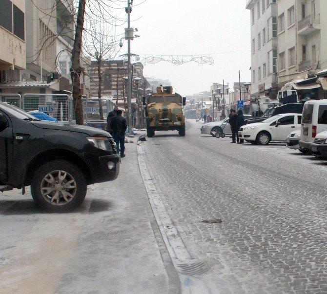 Sur'dan İkinci Acı Haber: 1 Polis Şehit Oldu